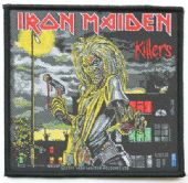Iron Maiden - 'Killers' Woven Patch